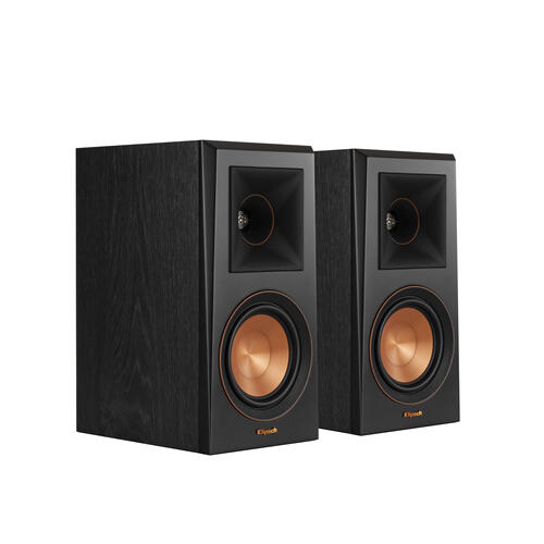 Klipsch - RP-500M 5.1 Home Theater System - Ebony