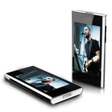 2.8 inch Touchscreen Video MP3 Player