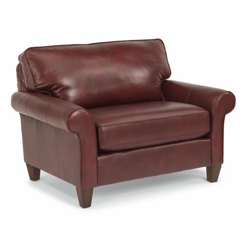 Flexsteel Home - Westside Chair and a Half
