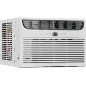 11,000 BTU Window Air Conditioner with Supplemental Heat and Slide Out Chassis