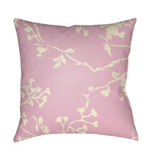"Chinoiserie Floral CF-009 18"" x 18"""