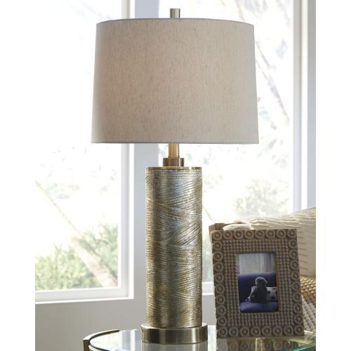 Signature Design By Ashley - Farrar Table Lamp