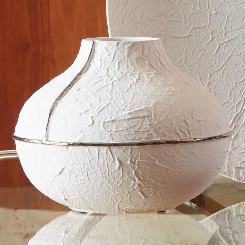 Parchment Vase-Med