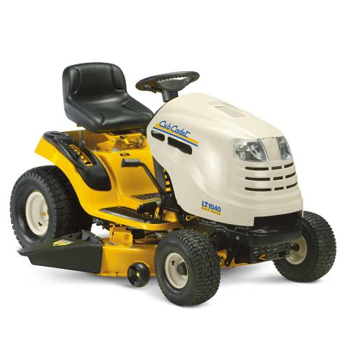 LT1040 Cub Cadet Riding Lawn Mower
