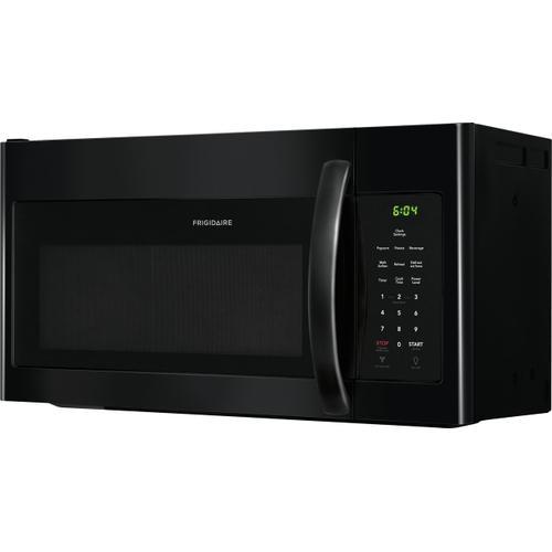Frigidaire - Frigidaire 1.6 Cu. Ft. Over-The-Range Microwave