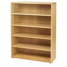 5 Shelf Bookcase : Natural