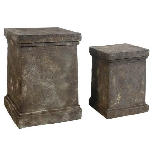 A & B Home - S/2 Pedestal