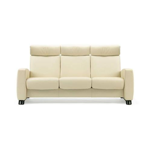 Stressless By Ekornes - Arion High Back 3-Seater