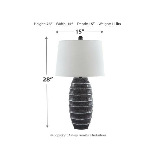Billow Table Lamp