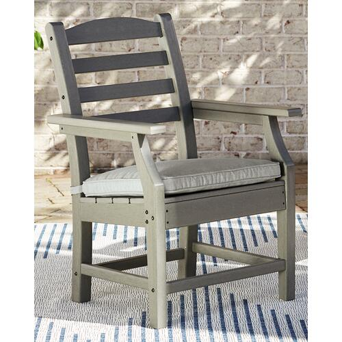 Signature Design By Ashley - Visola Arm Chair With Cushion