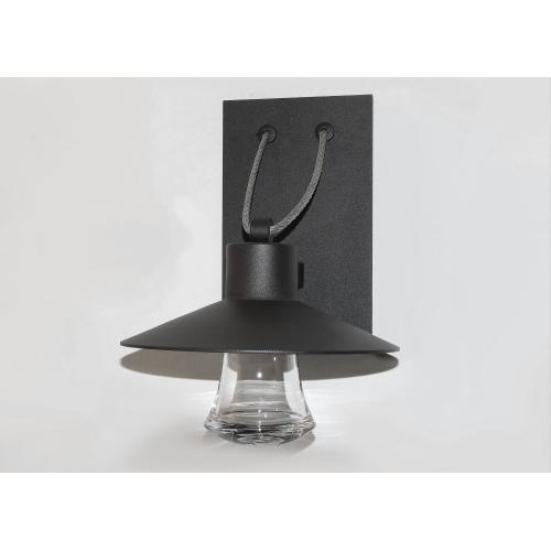 Civic Small LED Outdoor Wall Sconce