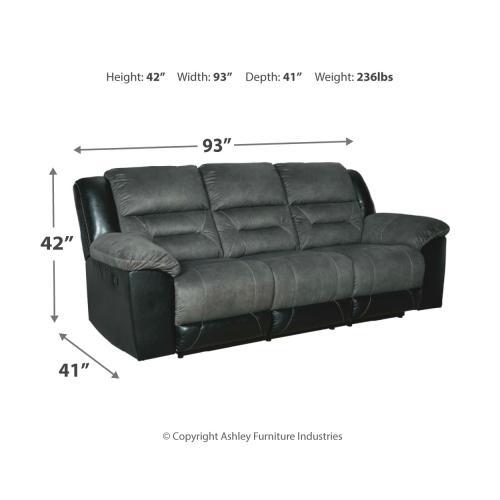 Earhart Reclining Sofa