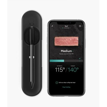 Yummly® Smart Meat Thermometer with Wireless Bluetooth Connectivity - Graphite