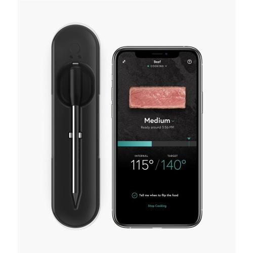 Yummly® Smart Bluetooth Meat Thermometer - Graphite
