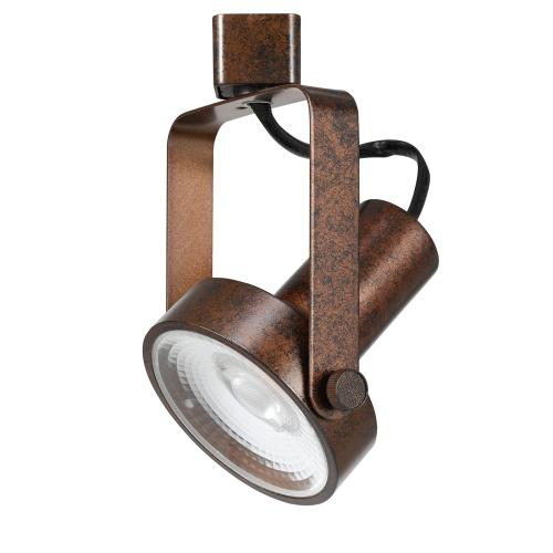 Cal Lighting & Accessories - Ac 17W, 3300K, 1150 Lumen, Dimmable integrated LED Track Fixture