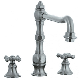 Highlands - Roman Tub Filler - Polished Nickel