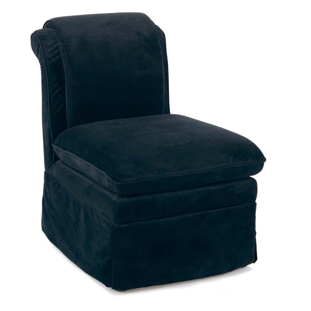 See Details - Coste Chair (midnight Blue Velvet)