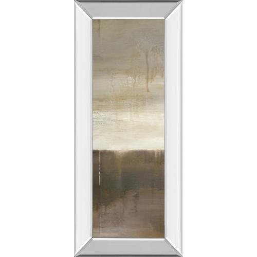 """Classy Art - """"September Fog Descending"""" By Heather Ross Mirrored Framed Print Wall Art"""