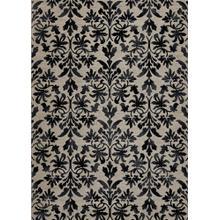 Retro Damask - Grey-Black 6316/6333