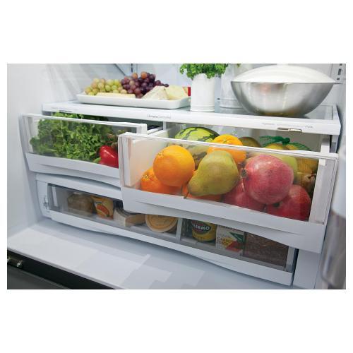 GE® ENERGY STAR® 26.7 Cu. Ft. French-Door Refrigerator
