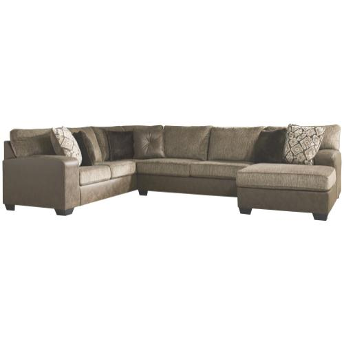 Abalone Chaise Sectional