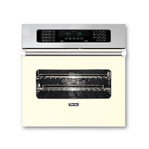 "30"" Single Custom Electric Touch Control Premiere Oven, No Brass Accent"