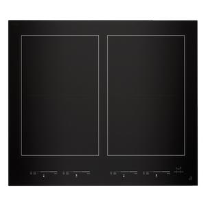 "Jenn-AirOblivion Glass 24"" Induction Flex Cooktop"