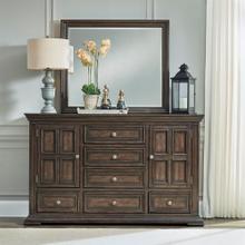 See Details - Dresser & Mirror