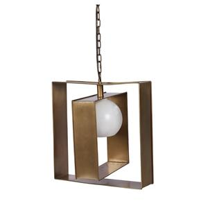 Niles Medium Square Pendant Product Image