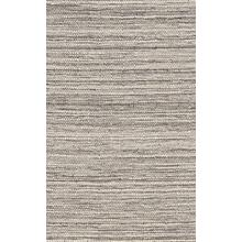 "Radici Naturale 22 Gray/Silver Runner 2'6""X10'0"""