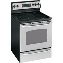 "Eterna 30"" Free-Standing Electric Range (This is a Stock Photo, actual unit (s) appearance may contain cosmetic blemishes. Please call store if you would like actual pictures). This unit carries our 6 month warranty, MANUFACTURER WARRANTY and REBATE NOT VALID with this item."