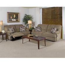 See Details - Double Reclining Sofa - Expo Henna / Smokey