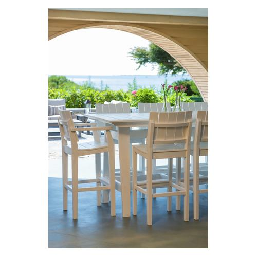 Seaside Casual - Mad 40x85 Bar Table (273)