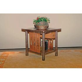 86 Pine Tree Side Table