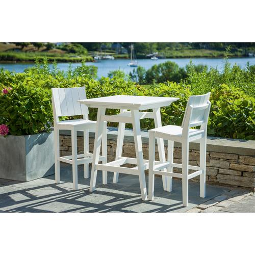 Seaside Casual - Mad 33x33 Bar Table (279)