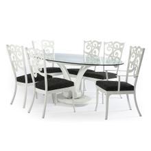 Francesca Oval Dining Set