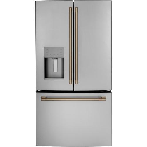 Cafe - Café™ ENERGY STAR® 25.6 Cu. Ft. French-Door Refrigerator