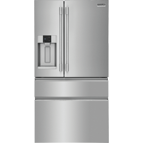 Frigidaire Professional 21.8 Cu. Ft. Counter-Depth 4-Door French Door Refrigerator