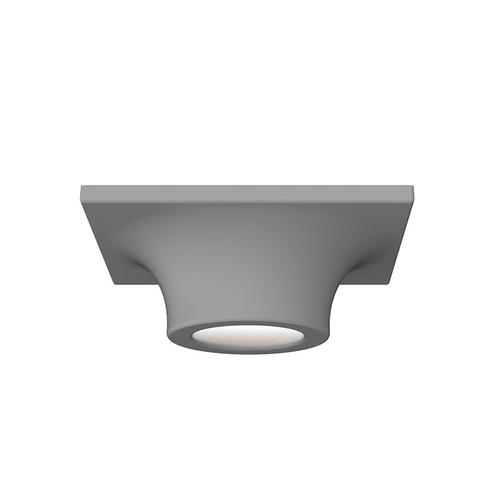 Sonneman - A Way of Light - Zoom LED Surface Mount [Color/Finish=Dove Gray]