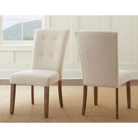 Debby Side Chair - Beige