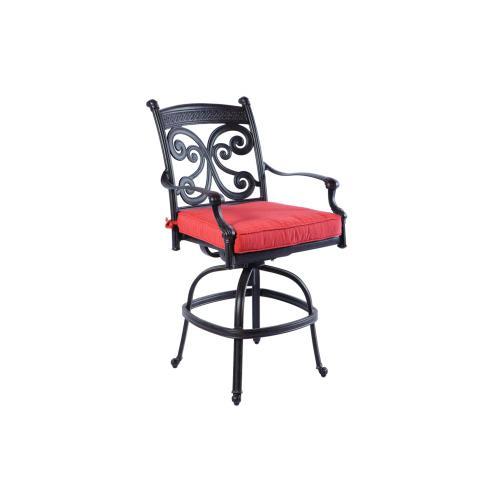 Farfalla Gathering Swivel Arm Chair
