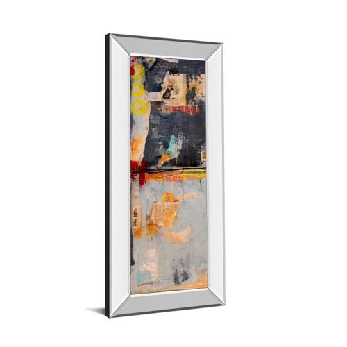 """Hong Kong Post I"" By Erin Ashley Mirror Framed Print Wall Art"