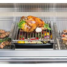 View Product - GRILL MOUNTED COOKING POD