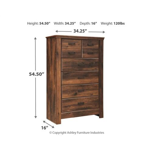 Quinden Chest of Drawers