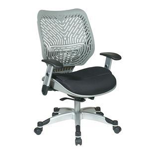 Unique Self Adjusting Spaceflex Fog Back Managers Chair