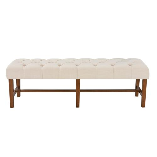 Forty West Designs - Macy Bench (putty)