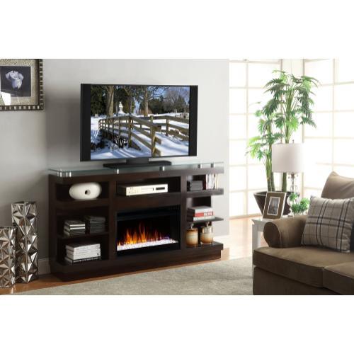 "Legends - Novella 65"" Fireplace Console"