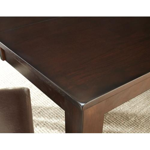 Gallery - Crosspointe 7 Piece Counter Set(Counter Table & 6 Counter Chairs)