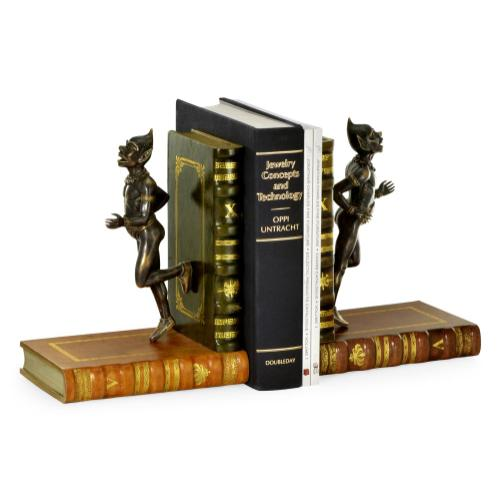 A pair of bookends
