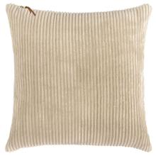 Breckenridge Pillow, NATURAL, 22X22